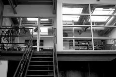 O espaço de escritórios fotos de stock