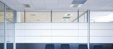 O espaço de escritórios da reunião Fotografia de Stock Royalty Free
