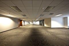 O espaço de escritórios vazio Foto de Stock