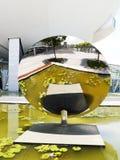 O espelho do céu, Marina Bay, Singapura, Ásia, Foto de Stock Royalty Free