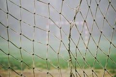 O esporte do footbakk do futebol na rua fotos de stock
