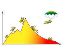 O esquema Imagem de Stock