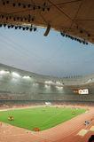 O estádio do nacional de Beijing Fotografia de Stock
