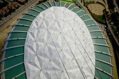 O estádio olímpico de Montreal Imagem de Stock Royalty Free