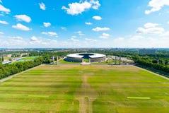 O Estádio Olímpico em Berlim Imagens de Stock Royalty Free