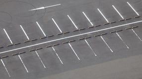 O estacionamento do carro Imagem de Stock Royalty Free