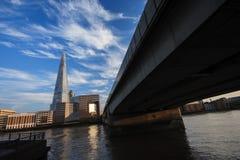 O estilhaço Londres Fotos de Stock