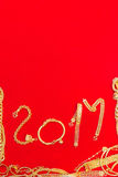 O estilo asiático acessório do ornamento bonito luxuoso do pendente dos ouro é Fotos de Stock Royalty Free