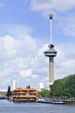 O Euromast, Rotterdam, Holanda Imagem de Stock Royalty Free