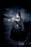 O exorcist Imagens de Stock Royalty Free