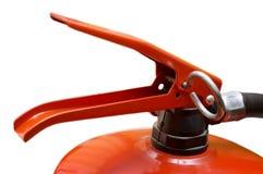 O extintor de incêndio Imagens de Stock