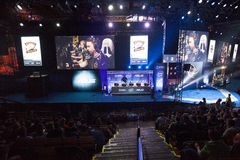 O extremo de Intel domina 2014 Imagens de Stock Royalty Free