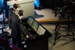 O extremo de Intel domina 2014, Katowice, Polônia Foto de Stock Royalty Free