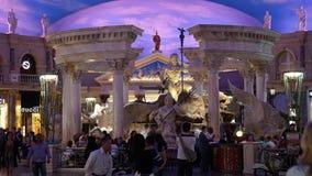O fórum compra em Las Vegas Foto de Stock Royalty Free