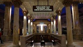 O fórum compra em Las Vegas Fotos de Stock