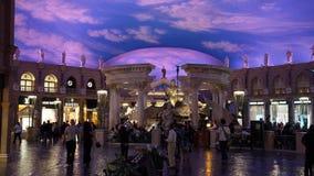 O fórum compra em Las Vegas Imagem de Stock Royalty Free