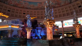 O fórum compra em Las Vegas Fotografia de Stock