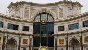 O fórum compra em Las Vegas Fotos de Stock Royalty Free
