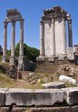 O fórum romano Foto de Stock Royalty Free