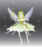 O fairy de madeira Imagens de Stock