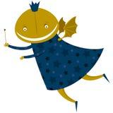 O fairy em Helloween Imagens de Stock