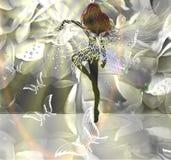 O fairy que dá a vida Foto de Stock Royalty Free