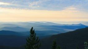 O fantasma das montanhas Imagens de Stock Royalty Free