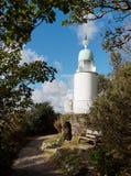 O farol, Portmeirion, Gales norte Imagens de Stock Royalty Free