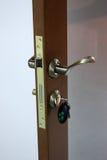 O fechamento com chaves Imagem de Stock