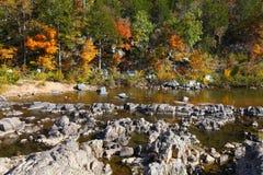 O Fechar-ins Reynolds County de Johnson, Missouri Fotografia de Stock
