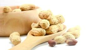 O feijão, come e frutifica Imagem de Stock Royalty Free
