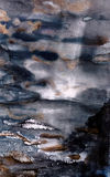 Luz na água Imagens de Stock Royalty Free