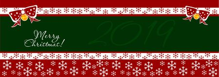 O Feliz Natal projeta, bandeira, colorida, rede, fundo, ilusão, nova, 2019, ilustração, vetor, novo, exclusivo, ilustração stock