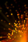 O feriado abstrato ilumina o fundo Imagens de Stock