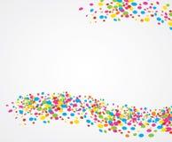 O festival colorido está vindo Imagens de Stock