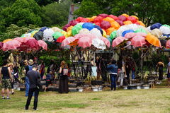 O festival 2015 da fantasia 84 Foto de Stock Royalty Free