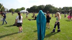 O festival 2013 da fantasia NYC 139 Imagem de Stock Royalty Free