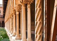 O festival das colunas Imagem de Stock