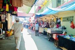 O festival de nove deuses do imperador em Ampang Fotos de Stock Royalty Free