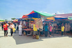 O festival de nove deuses do imperador em Ampang Imagem de Stock Royalty Free