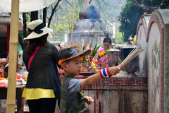 O festival de Qingming Imagem de Stock