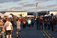 O festival 2016 do balão de ar quente de Adirondack Fotos de Stock