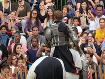 2016 o festival medieval 6 Foto de Stock