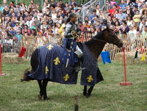 2016 o festival medieval 34 Foto de Stock Royalty Free