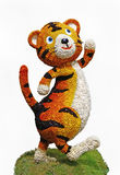 O filhote de tigre. Foto de Stock Royalty Free