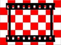O filme Imagem de Stock