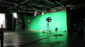 O filme da iluminação do grupo vídeos de arquivo