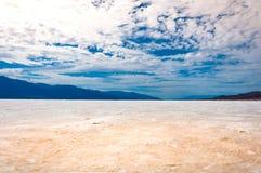 O firewave em Nevada Fotos de Stock