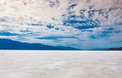 O firewave em Nevada Fotografia de Stock