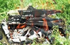 O fogo imagens de stock